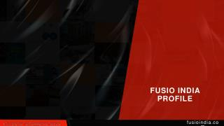 Fusio India: Website Development Company| Graphic Design| SEM,SEO.