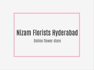 Nizam Florist Hyderabad