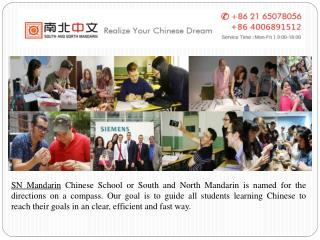 chinese language course shanghai