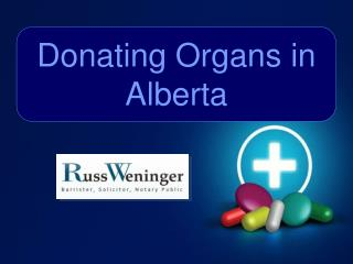 Donate Organs for Calgary Nation