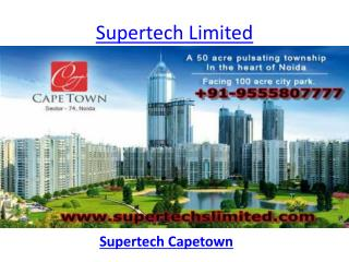 Supertech Limited Residential Project