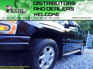 Pearl provide a high quality car care products.