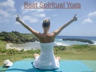Best Spiritual Yoga