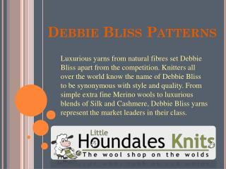 Debbie Bliss Patterns