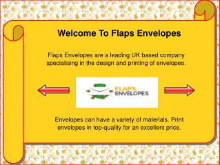 Are You Going To Buy A Flexo Printed Envelopes Online