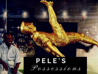 Pele's possessions