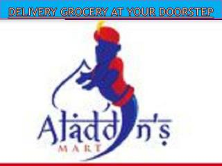 Delivery grocery at your doorstep