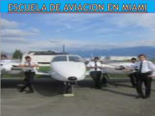 Academia de aviacion