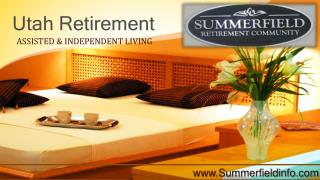 Assisted Living Utah County