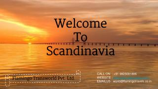 Visit Norway and sweden the best destinations for Tour - Scandinavia Tour