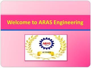 Medical Equipment Suppliers | ARAS Engineering