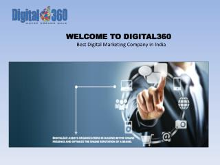 SMO Company in india | Digital360