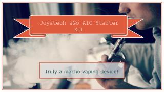 EGO AIO Starter Kit by Joyetech