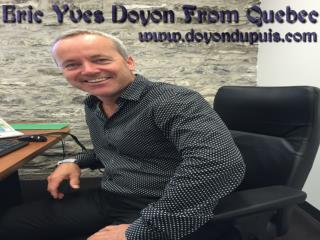 Eric Yves Doyon from Quebec