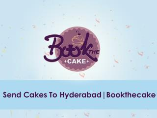 Send Cakes to Hyderabad,cake delivery in Hyderabad | Bookthecake