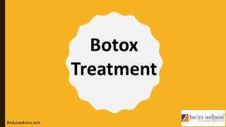 Botox Treatment in Mumbai, India