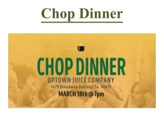African Restaurants - www.chopplentii.com