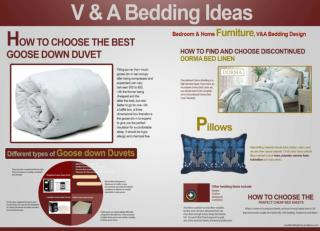 V&A Bedding Ideas