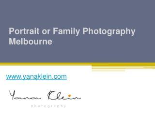 Family Photography Melbourne - www.yanaklein.com