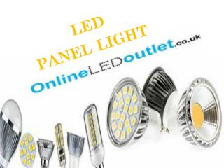 Led Panel Light |Onlineledoutlet.co.uk