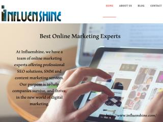 Best Online Marketing Experts
