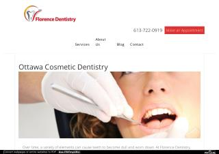 Ottawa Cosmetic Dentistry