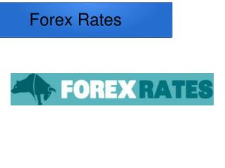 Forex Rates Basics and Conversion Tool Understanding