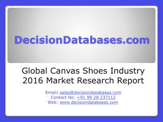 Global Canvas Shoes Industry Key Manufacturers Analysis 2021