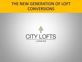 City Lofts London