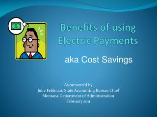 Benefits of using Electric Payments