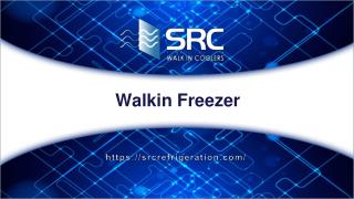 Walk in Freezer