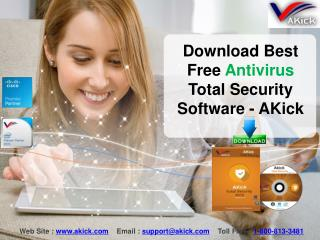 How To Protect Your Computer With Antivirus Software - AKick