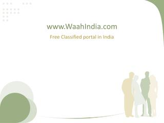 Free Classified Portal in India