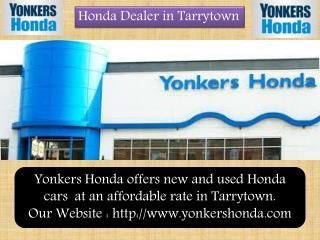 Yonkers Honda - One of the Best Tarrytown Honda Dealers