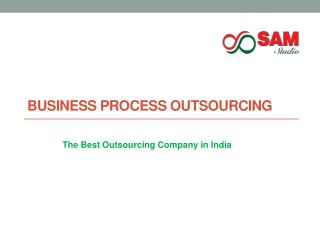 Business Process Outsourcing, best outsourcing company