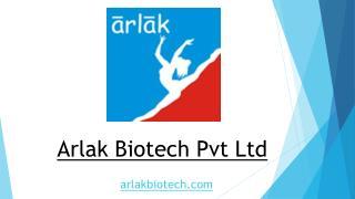 Arlak Biotech |Top Pharma/Pharmaceutical Companies