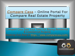 Compare Real Estate Property