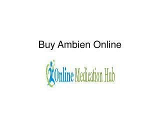 Buy Zolpidem online