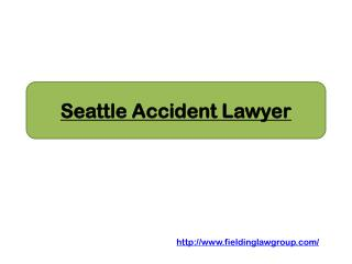 Seattle Accident Lawyer