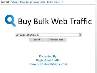 Buy Bulk Web Traffic