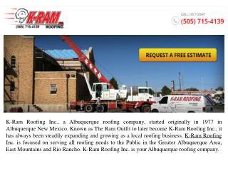 Roofing Companies Albuquerque