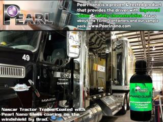 Pearl Nano Glass for Window Coating