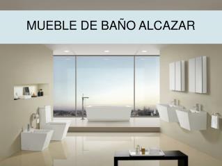 MUEBLE DE BAÑO ALCAZAR