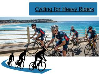 Cycling for Heavy Riders