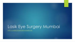 LASIK Eye Surgery Mumbai