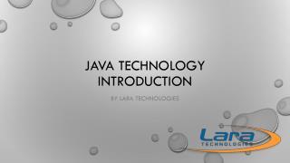 LARA TECHNOLOGIES