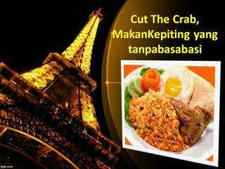 Restaurant Jakarta | Makan Kepiting