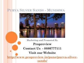 Purva Silver Sands