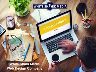 Web Design Company St. Catharines – White Shark Media | 289-271-4486