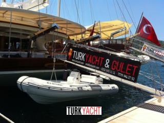 Yacht rentals turkey